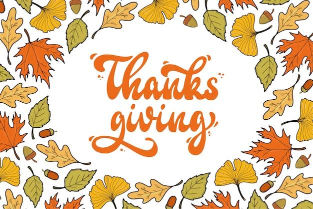 Thanksgiving-gruß