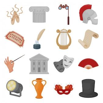 Theater-symbol