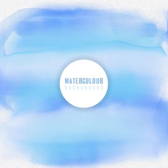 Themenorientierter aquarellhintergrund des wassers