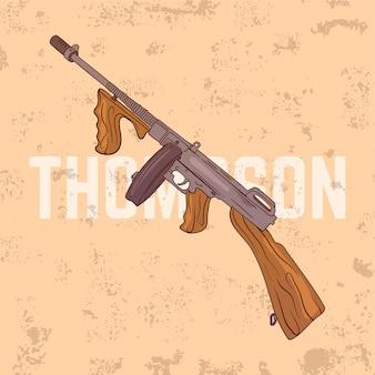 Thompson-gewehr