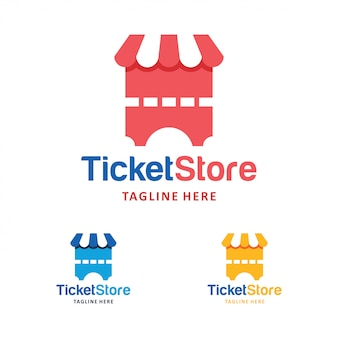 Ticket-logo-symbol