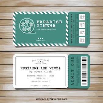 Tickets für das kino