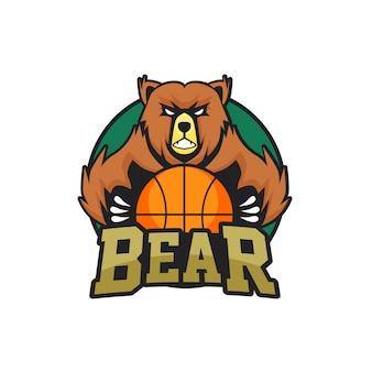 Tier emblem sport logo