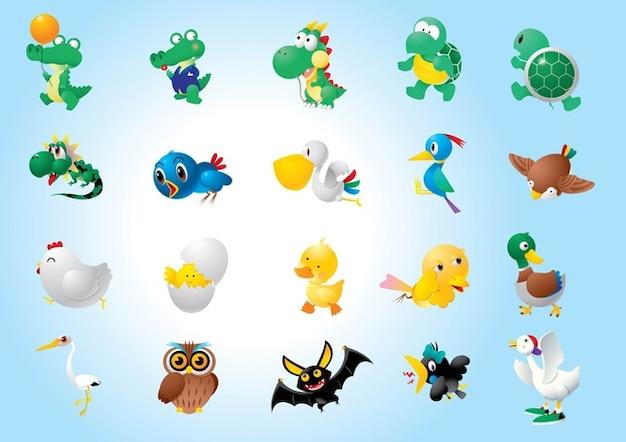 Tiercharakter abbildungen