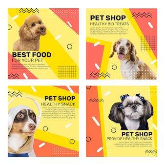 Tierfutter instagram beiträge