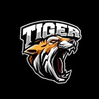 Tiger kopf