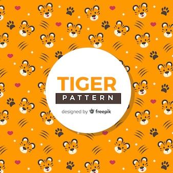 Tiger-muster