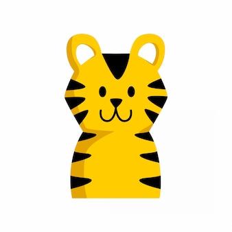 Tiger - tierisch niedlich