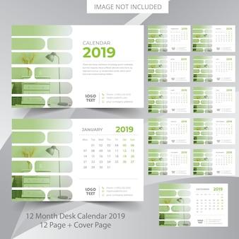Tischkalender 2019