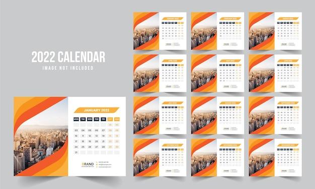 Tischkalender 2022