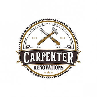 Tischler logo vintage