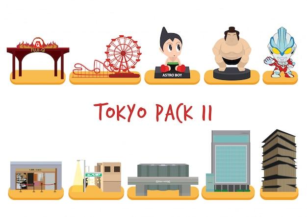Tokyo pack ii