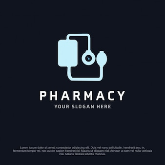 Tonometer pharmacy logo
