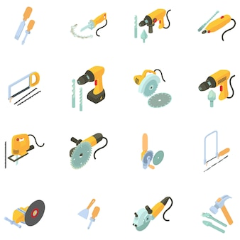 Toolkit-icon-set