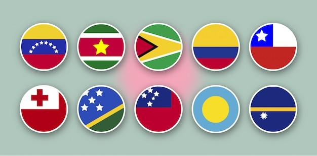 Top 10 flaggen der welt