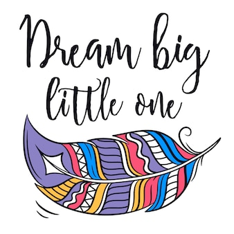 Träume großes kleines
