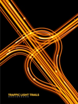 Traffic light trails wirkung