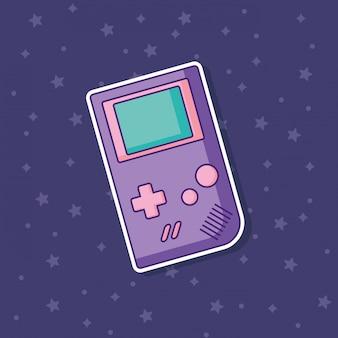 Tragbares videospiel
