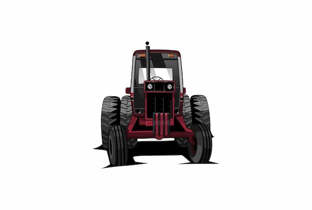 Traktor abbildung