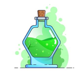 Trank-illustration