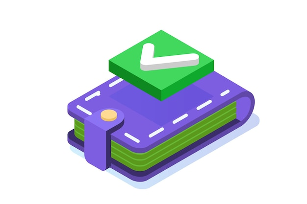 Transaktion genehmigt, finanztransaktionen, bargeldlose zahlung, geldwährung, zahlung nfc isometrisches konzept.
