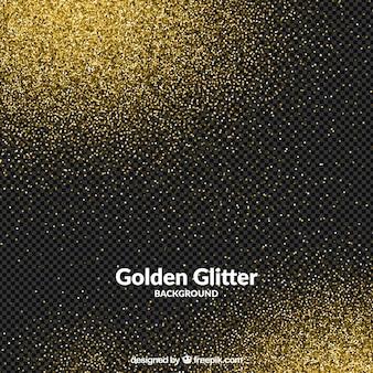 Transparenter glitterhintergrund