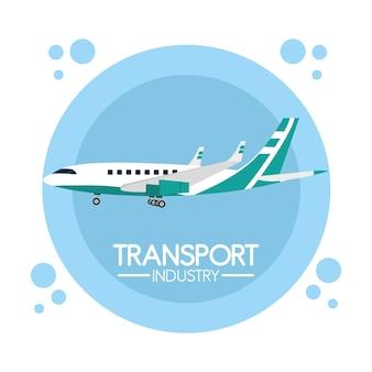 Transport industrie luftverkehr