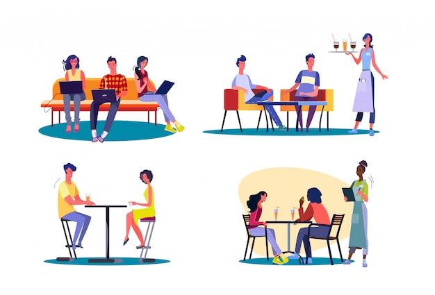 Treffen mit freunden festgelegt