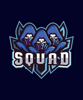 Triple squad esports-logo