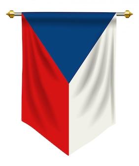 Tschechische republik wimpel
