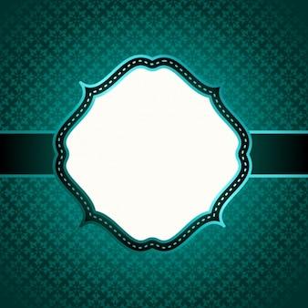 Türkis-label-design
