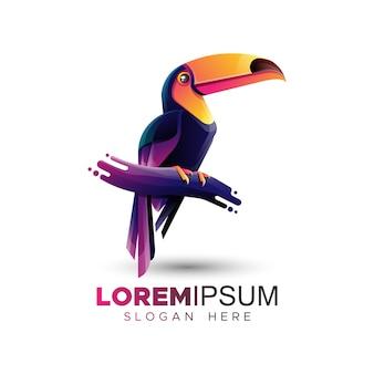 Tukan logo vorlage