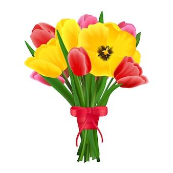 Tulpe blumenstrauß