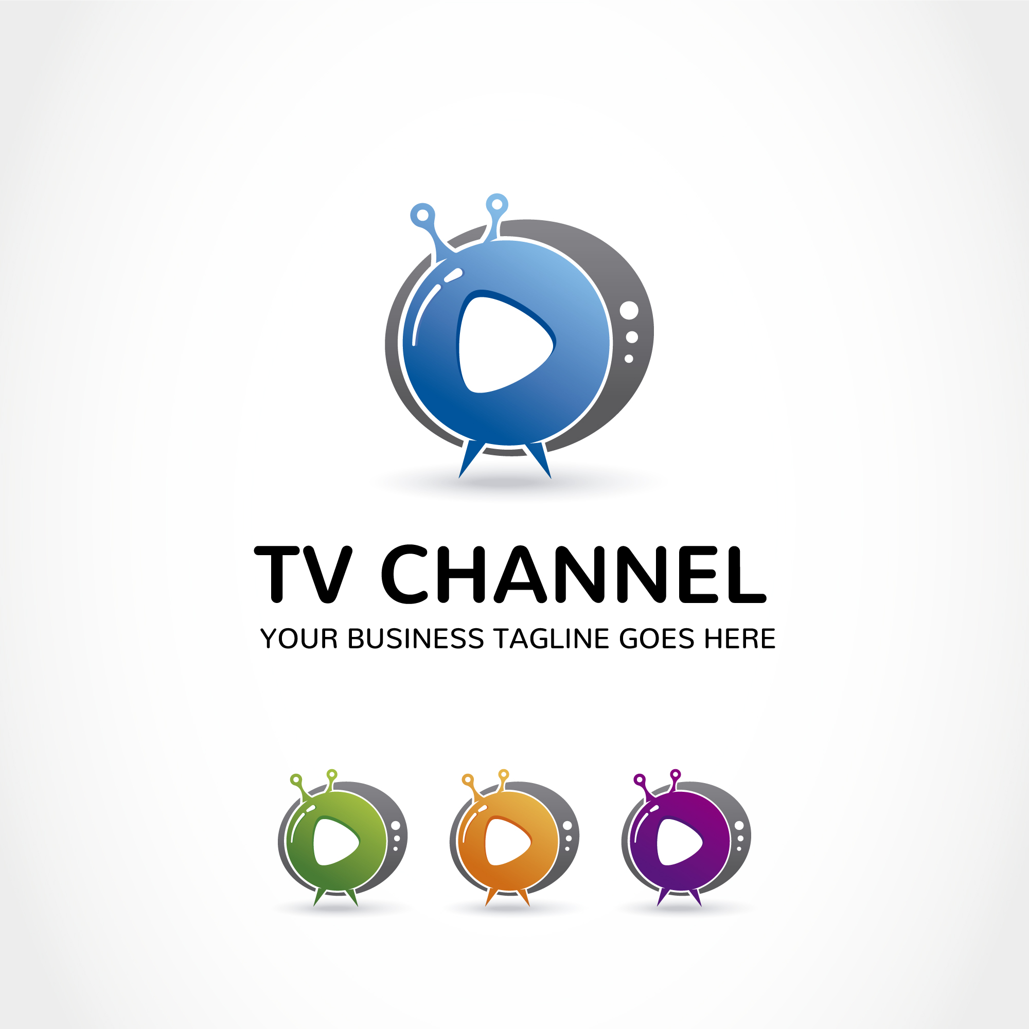 Tv-Logo-Design