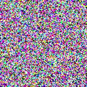 Tv-pixelrauschen des nahtlosen hintergrunds des analogen kanal-kornbildschirms.
