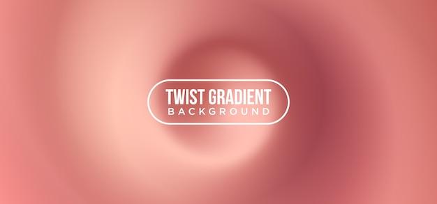 Twist gradient hintergrund