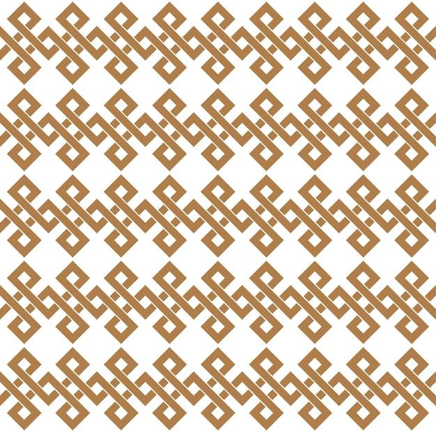 Typisch goldenes ägyptisches assyrisches und griechisches motivmuster griechischer schlüssel
