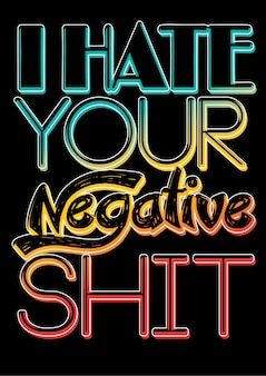 Typografie, slogan & zitat