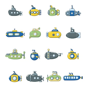 U-boot-icons gesetzt