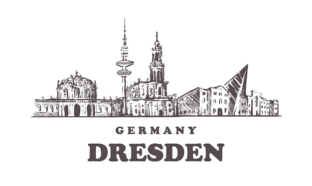 Überblick über dresdens deutschland