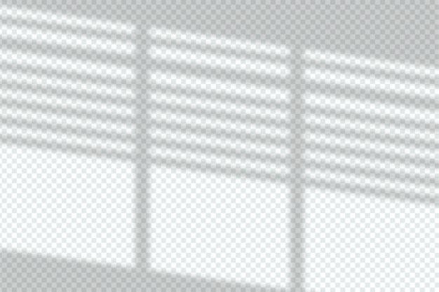 Überlagerungseffekt transparenter schatten