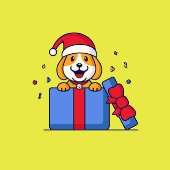 Überraschungsgeschenk-hundehut