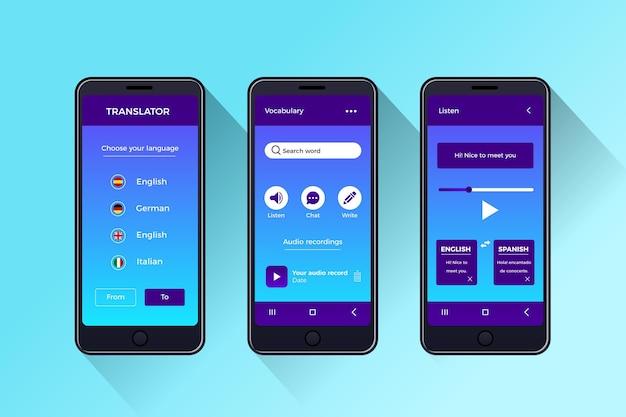 Übersetzer app