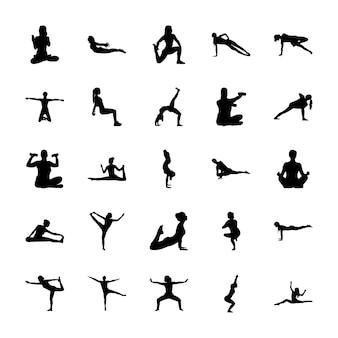 Übung feste piktogramme