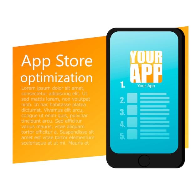 Ui app design handy banner