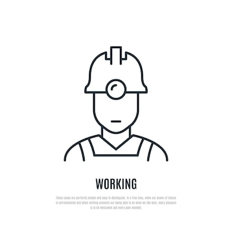Umriss-emblem des kraftstoffingenieurs