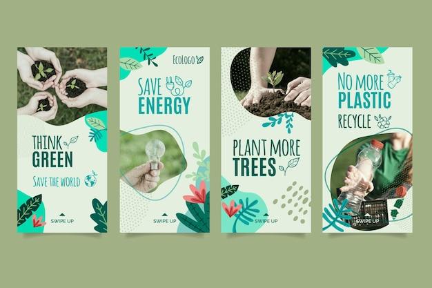 Umwelt instagram geschichten