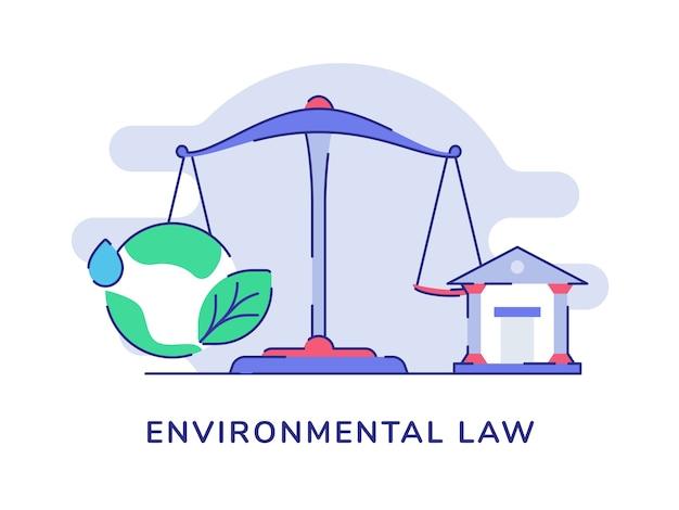 Umweltrechtliche konzeptgleichheitsskala erdwasserblattgericht
