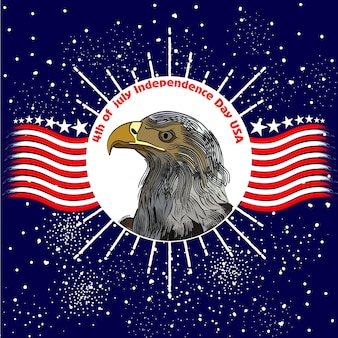 Unabhängigkeitstag amerika 4. juli