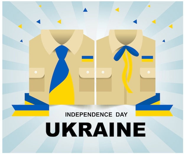 Unabhängigkeitstag der ukraine